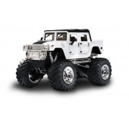 Джип мікро р/к Hummer, Great Wall Toys (GWT2008D-4 білий)