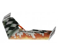 Літаюче крило на р/к Mini Popwing EPP ARF, Tech One (TO-04002B чорний)