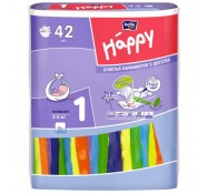 Подгузники Bella Happy Before Newborn 1 (2-5 кг) 42 шт.