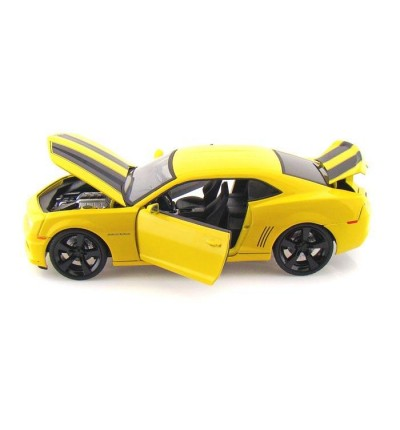 Автомобіль Chevrolet Camaro SS RS 2010, Maisto (31207 yellow)