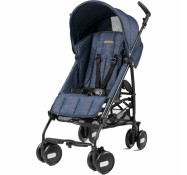 Коляска-трость Pliko Mini Classico Urban Denim, Peg-Perego