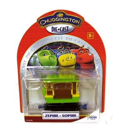 Паровозик Софі, Chuggington (LC54008)