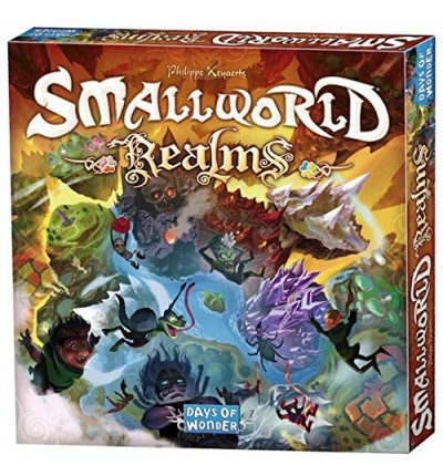 "Настольная игра ""Small World. Realms"" (на англ.), Days of Wonder (790011)"