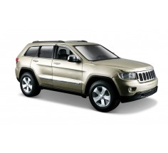 Внедорожник Jeep Grand Cherokee 2011, Maisto (31205 gold)