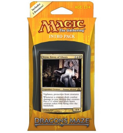 Настільна гра Dragon's Maze. Azorius Authority, Magic (822073/1)