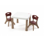 Стол и два стула Kitchen Table & Chairs, Step 2 (810600)