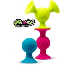 Брязкальце-присоска pipSquigz, Fat Brain Toys (FA089-1)