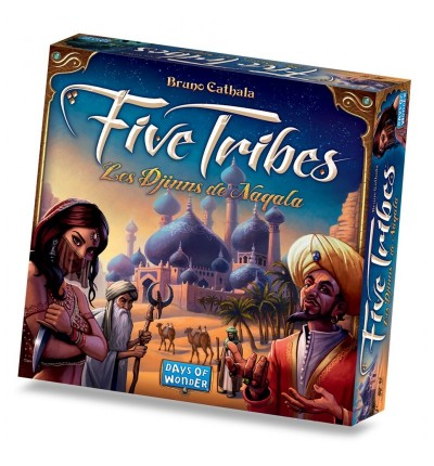 "Настільна гра ""Five Tribes"" (на англ.), Days of Wonder (8401)"
