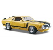 Автомобіль Ford Boss Mustang 1970, Maisto (31943 yellow)