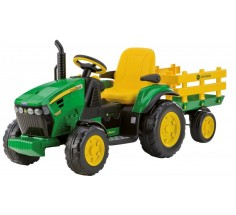 "Дитячий трактор John Deere ""Ground Force"", Peg-Perego (OR 0047)"
