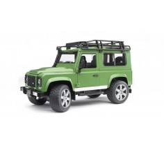 Джип Land Rover Defender, Bruder (02590)