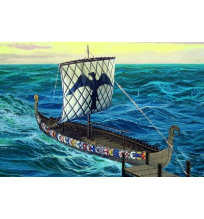 Збірна модель корабля Viking ship, Revell (05403)