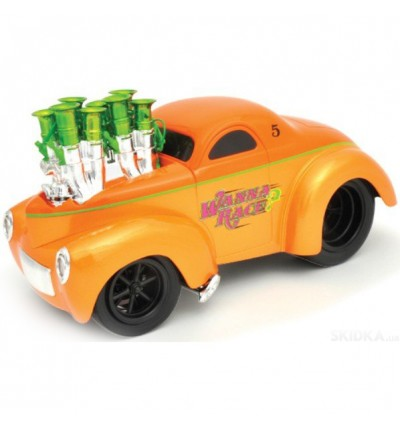 Автомобиль Willys Coupe оранжевый, Maisto (32202 met. orange)