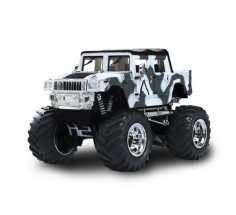 Джип мікро р/к Hummer, Great Wall Toys (GWT2008D-3 хакі білий)