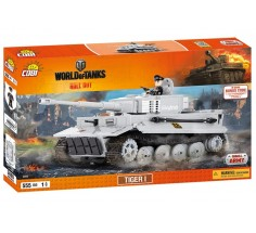 Конструктор World Of Tanks Тигр I, Cobi (COBI-3000)
