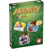 Настольная игра Activity Travel (55 карточек), Piatnik (793295)