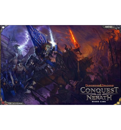 "Настольная игра ""D&D Conquest of Nerath"", Wizards of the Coast (609087)"