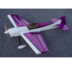 Самолет на р/у Katana Mini KIT, Precision Aerobatics (PA-KM-PURPLE фиолетовый)