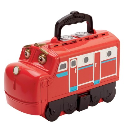 "Коллекционный кейс ""Вилсон"", Chuggington (LC54301)"