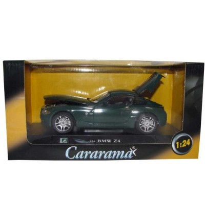Автомобіль BMW Z4 coupe, Cararama (125-058)