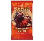 Настольная игра Born of the Gods. Бустер RU, Magic (697587)
