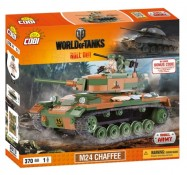 Конструктор Word Of Tanks M24 Чаффі, Cobi (COBI-3013)