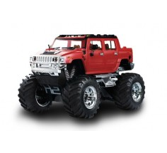 Джип мікро р/к Hummer, Great Wall Toys (GWT2008D-1 червоний)