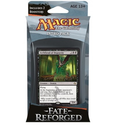 Настольная игра Fate Reforged. Grave Advantage (eng), Magic (947622/3)