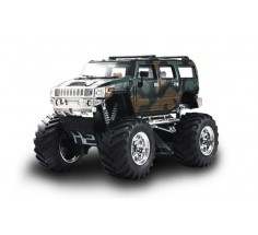 Джип мікро р/к Hummer, Great Wall Toys (GWT2008D-8 хакі зелений)