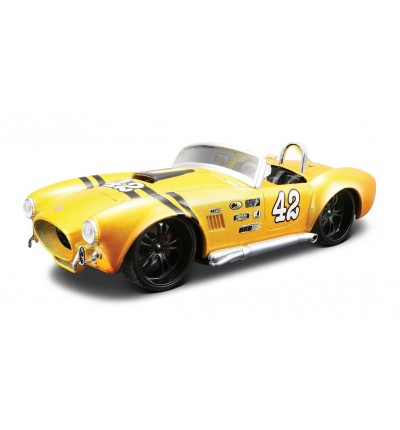 Автомобіль Shelby Cobra 427 1965, Maisto (31325 yellow)