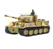 Танк мікро на р/к Tiger зі звуком, Great Wall Toys (GWT2117-2 коричневий)