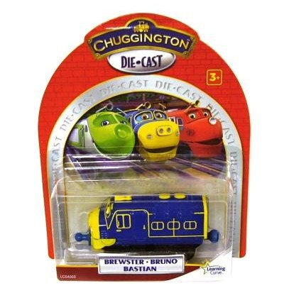 Паровозик Брюстер, Chuggington (LC54003)