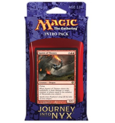 Настольная игра Journey into NYX. Voracious Rage (eng), Magic (894063/5)
