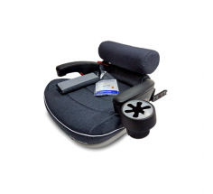 Автокрісло Travel Pad IsoFix (графітовий), Welldon