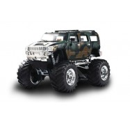 Джип микро р/у 1:43 Hummer, Great Wall Toys (GWT2008D-8 хаки зеленый)