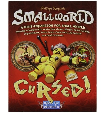 "Настільна гра ""Small World. Cursed!"" (на англ.), Days of Wonder (7903)"