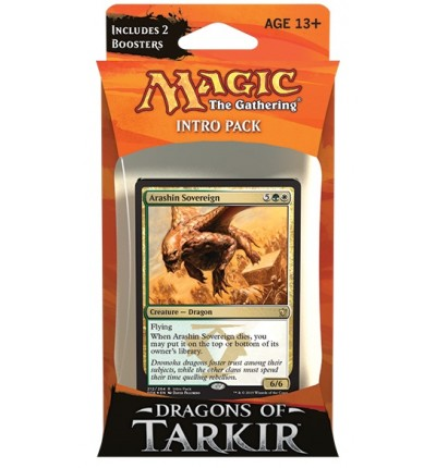 Настольная игра Dragons of Tarkir. Massed Ranks (eng), Magic (284856/1)