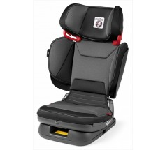 Автокрісло Viaggio 2-3 Flex (колір - чорне з сірим) Crystal black, Peg-Perego (IMVF000035DP53DX13)