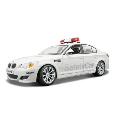 Автомобіль BMW  M5 Safety Car, Maisto (36144 white)