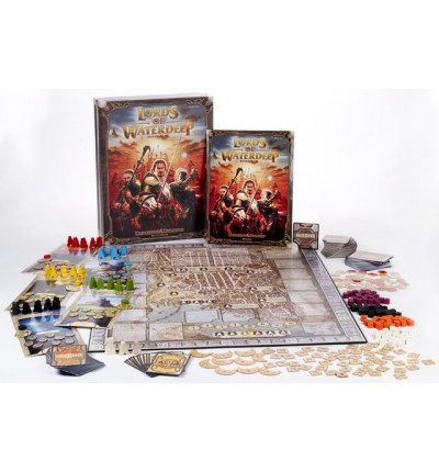 "Настільна гра ""D&D Lords of Waterdeep"", Wizards of the Coast (692584)"