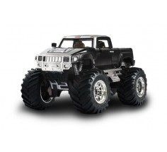 Джип мікро р/к Hummer, Great Wall Toys (GWT2008D-5 чорний)