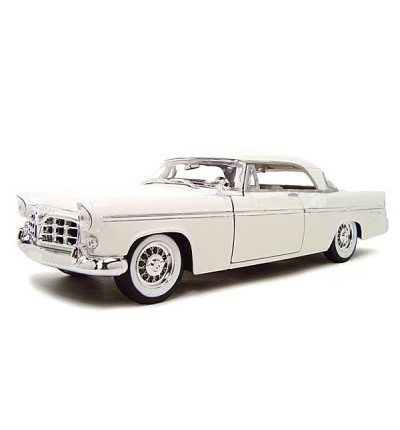 Автомобіль 1956 Chrysler 300B, Maisto (31897 white)