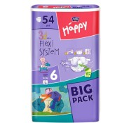 Підгузники Bella Happy Junior Extra (15-30 кг) 54 шт.