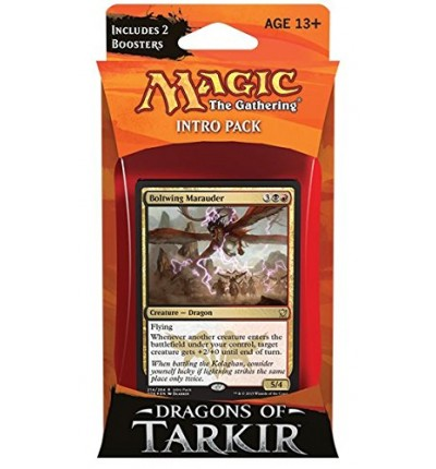 Настільна гра Dragons of Tarkir. Relentless Rush (eng), Magic (284856/2)