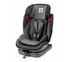 Автокрісло Viaggio 1-2-3 Via (колір - сіре з чорним) Crystal black, Peg-Perego (IMVA000035DP53DX13)