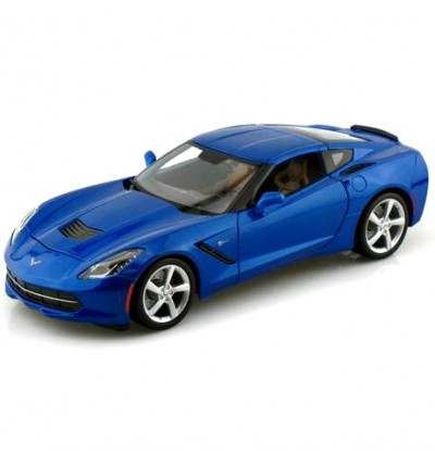 Автомобіль Corvette Stingray синій, Maisto (31182 blue)