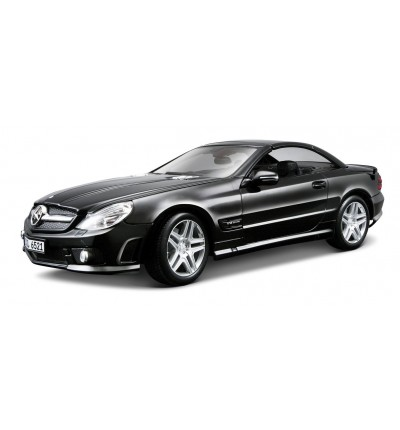 Автомобіль Mercedes-Benz SL65 AMG, Maisto (36193 black)