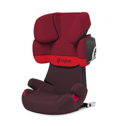 Автокресло Solution X2-fix Rumba Red, Cybex