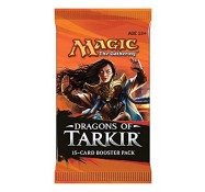 Настольная игра Dragons of Tarkir. Бустер BT (eng), Magic (283392)