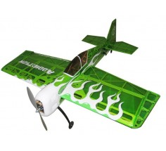 Самолет на р/у Addiction KIT, Precision Aerobatics (PA-AD-GREEN зеленый)